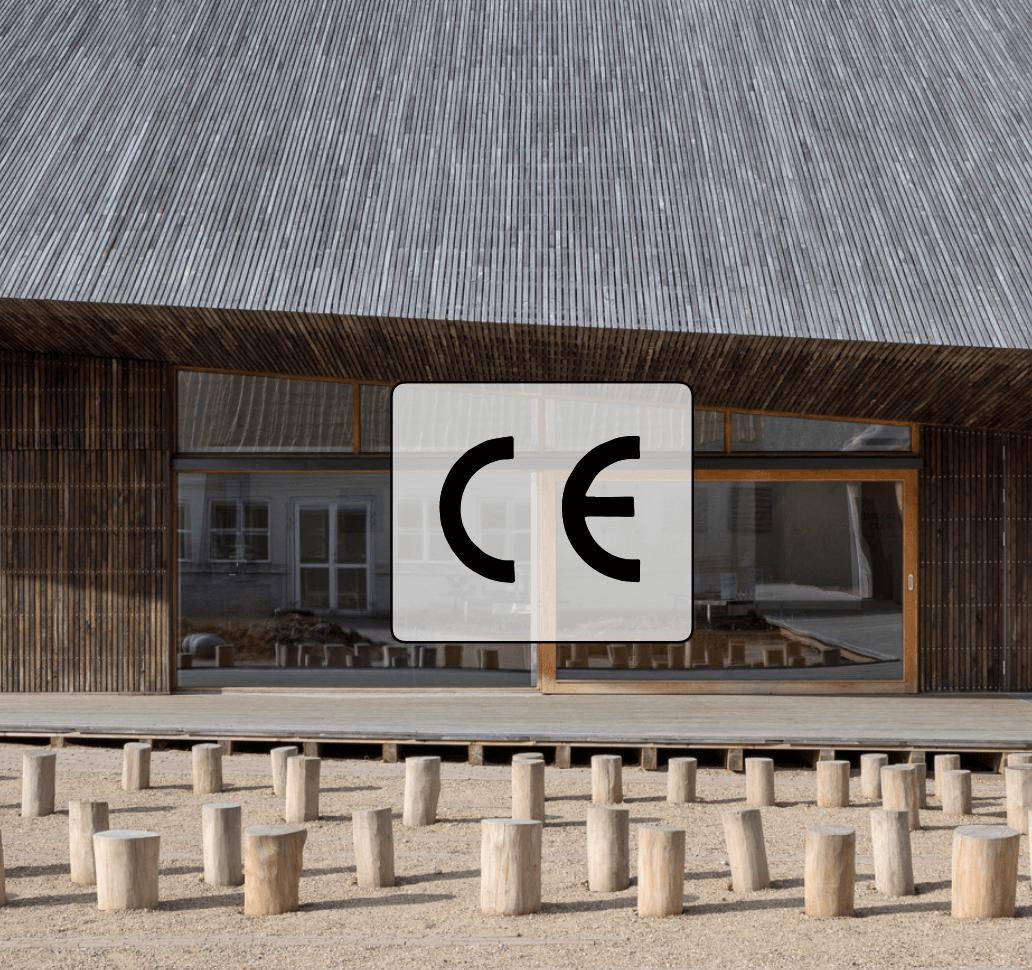 Kvalitetssikring og CE-mærke-Madsen Vinduer og Døre