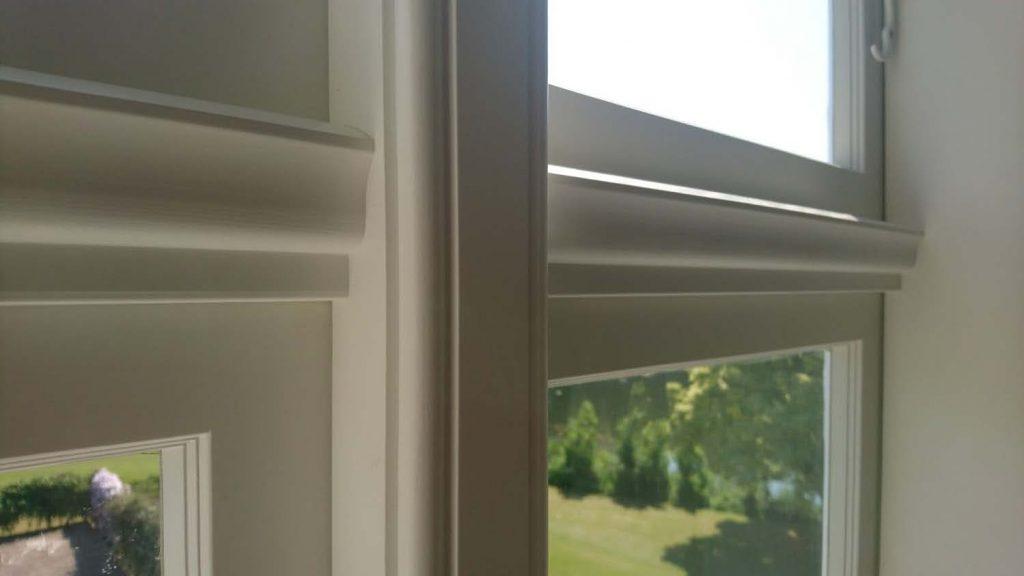 Madsen Vinduer og Døre har været med til restaurering af vinduer til fredet gods - nærmere betegnet Rødkilde Gods, som fik speciallavede vinduer